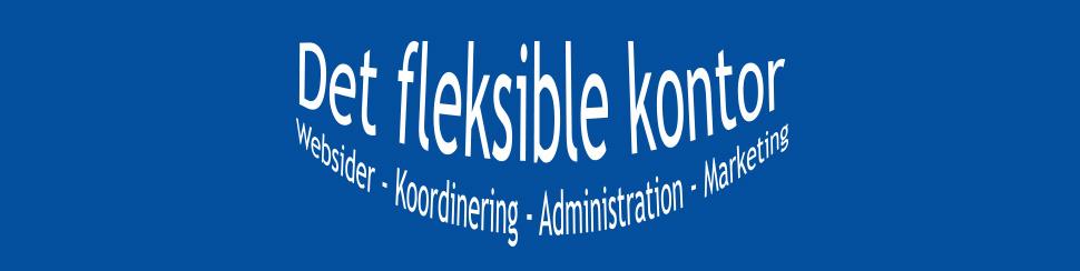 Logo Det fleksible kontor